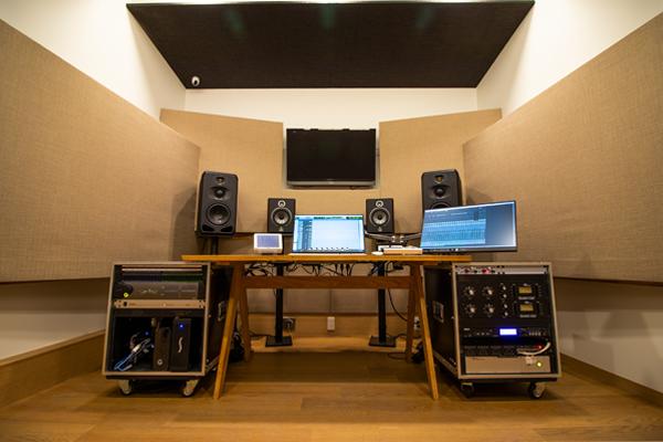スタジオカシカ MA / RECORDING